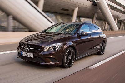 Mercedes Benz 2018 CLA 220 Shooting Brake Review, Specs, Price