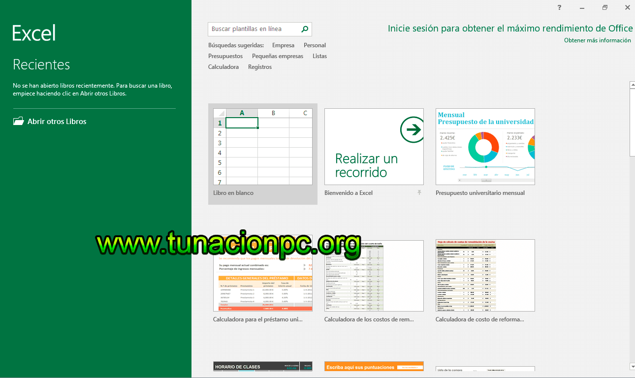 Descargar Microsoft Office Professional Plus 2016