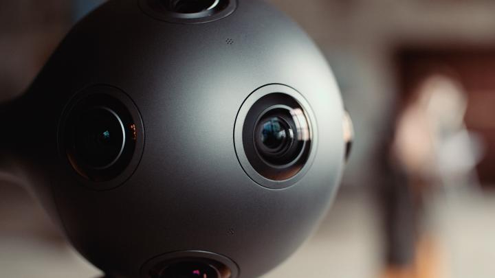 緊追GoPro、三星,Nokia也推虛擬實境攝影機OZO