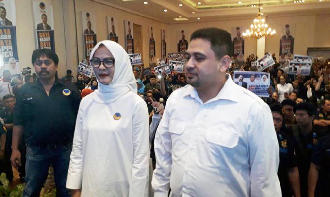 Ribuan Kader Golkar di Makassar Bakal Kawal Deklarasi dan Pendaftaran Appi-Cicu