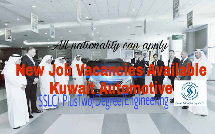 Best Jobs In Kuwait