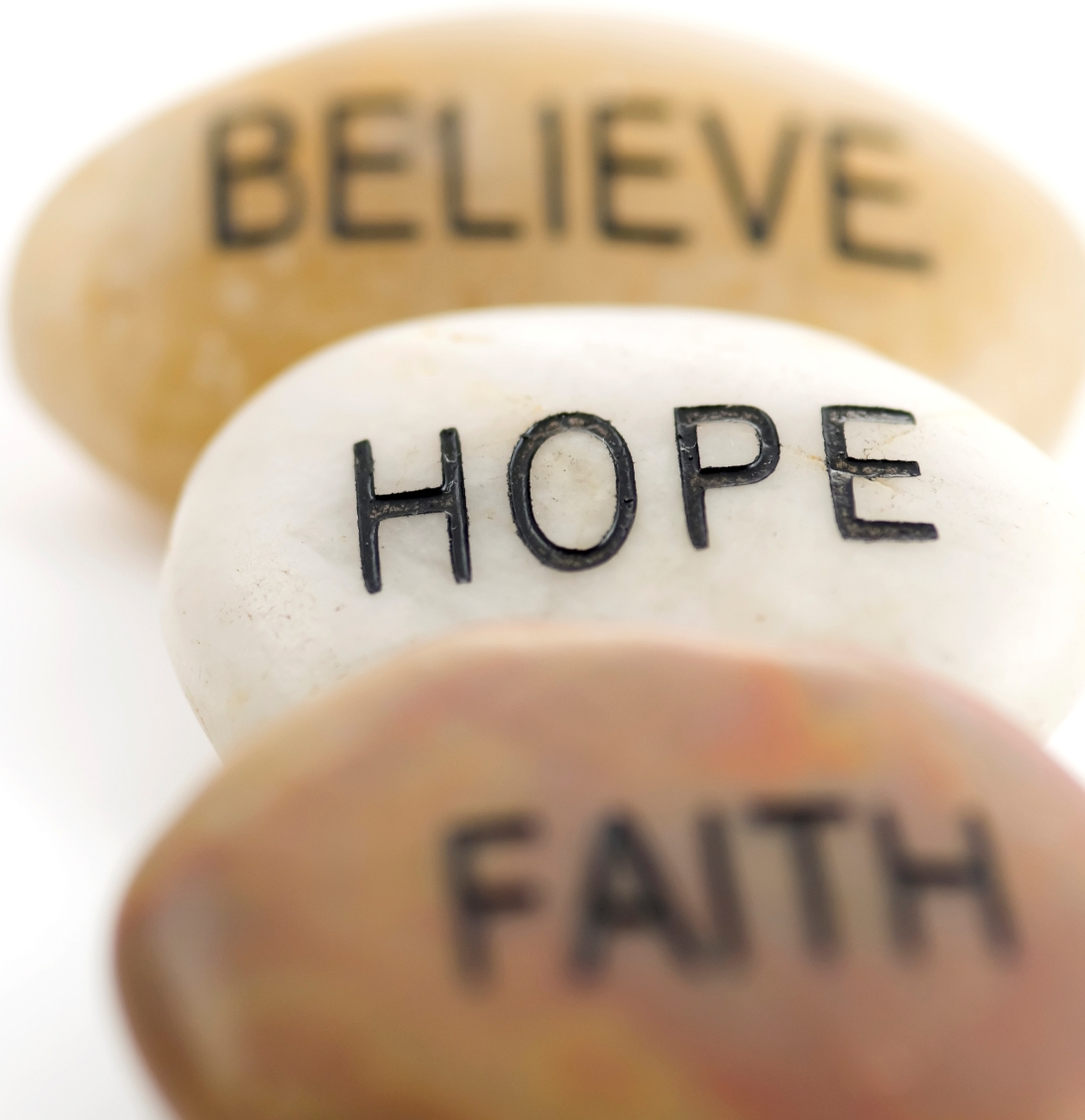 Hope and believe with faith some things - Faith love hope pictures ...
