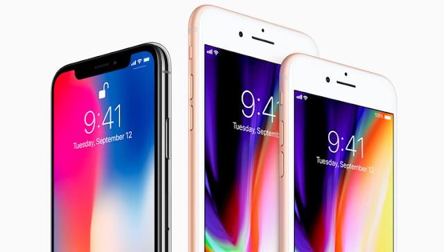Apple Announces iPhone 8, iPhone 8 Plus, and iPhone X