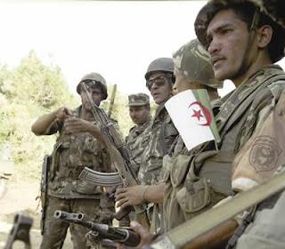 L'armée Algérienne tue sept terroristes en Kabylie