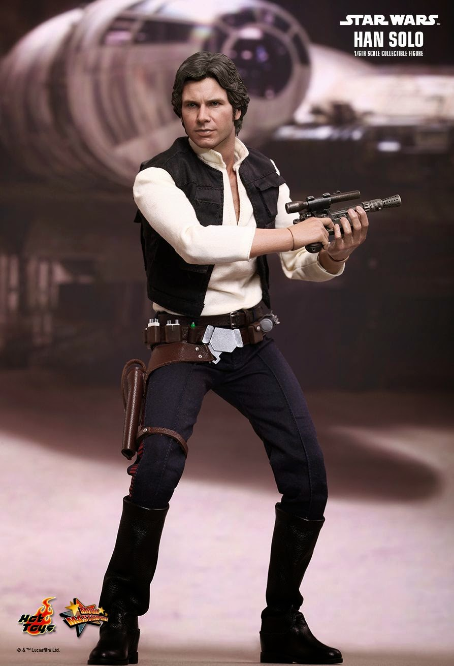 Solo: Toyhaven: Hot Toys MMS261 Star Wars: Episode IV A New Hope