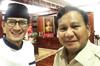 Prabowo-Sandi Ungkap Fakta Kecurangan Pilpres Sore Nanti