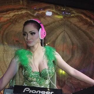 Foto-foto bugil hot artis DJ Amel Alvi