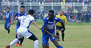 Priangan Selection vs Persib Bandung 0-4 Video