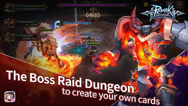 Download Ragnarok Spear Of Odin MOD APK Terbaru