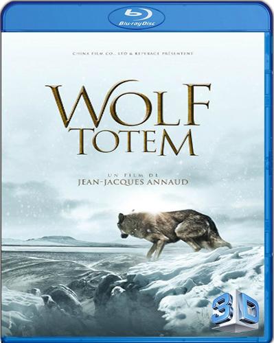 Wolf Totem [2015] [BD50] [Latino] [3D]