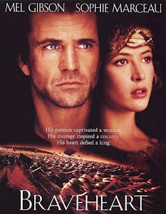 Poster Of Braveheart (1995) In Hindi English Dual Audio 300MB Compressed Small Size Pc Movie Free Download Only At worldfree4u.com