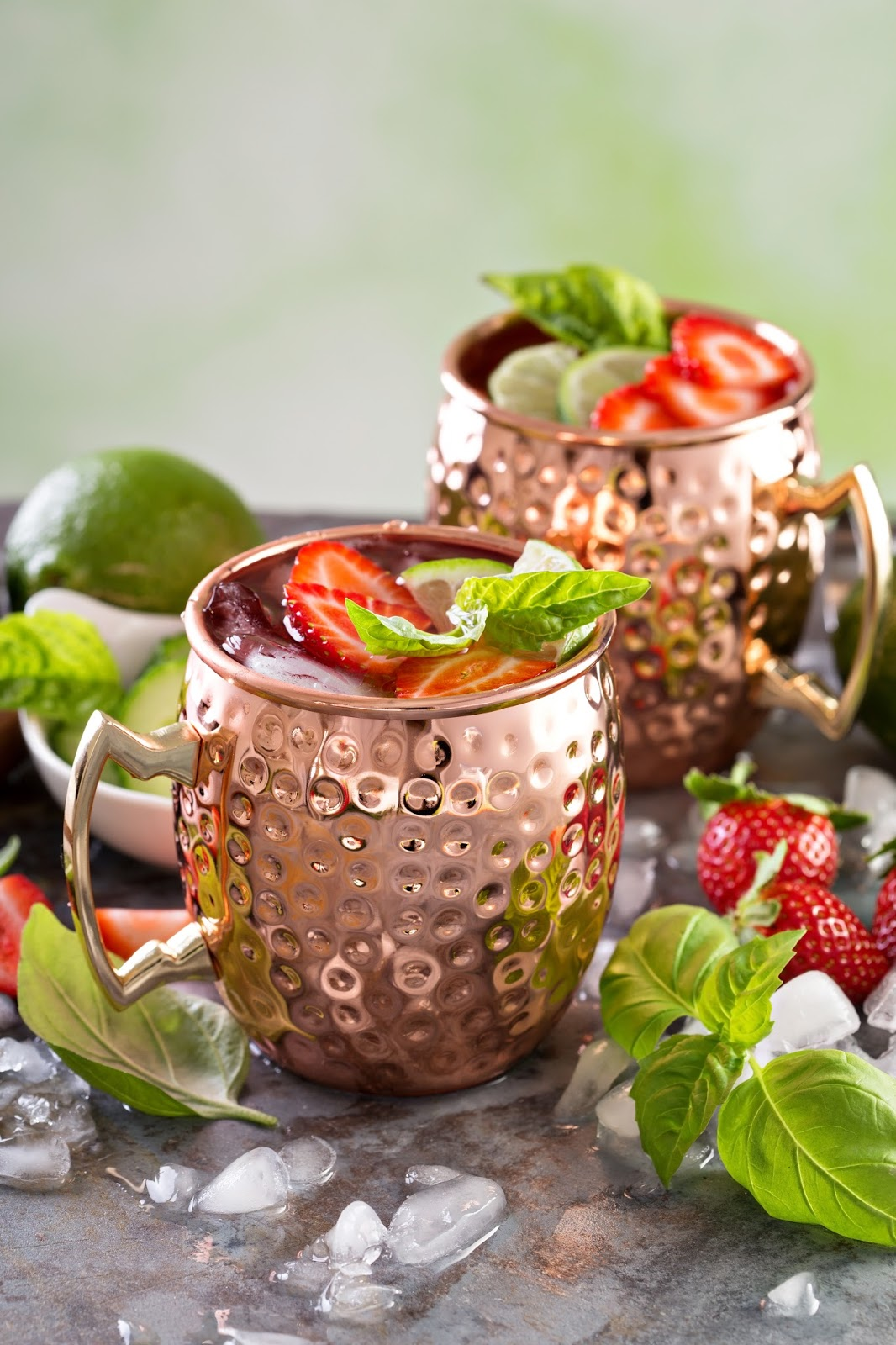 Moscow Mule Day is March 3rd:  Drink Recipes  via  www.productreviewmom.com