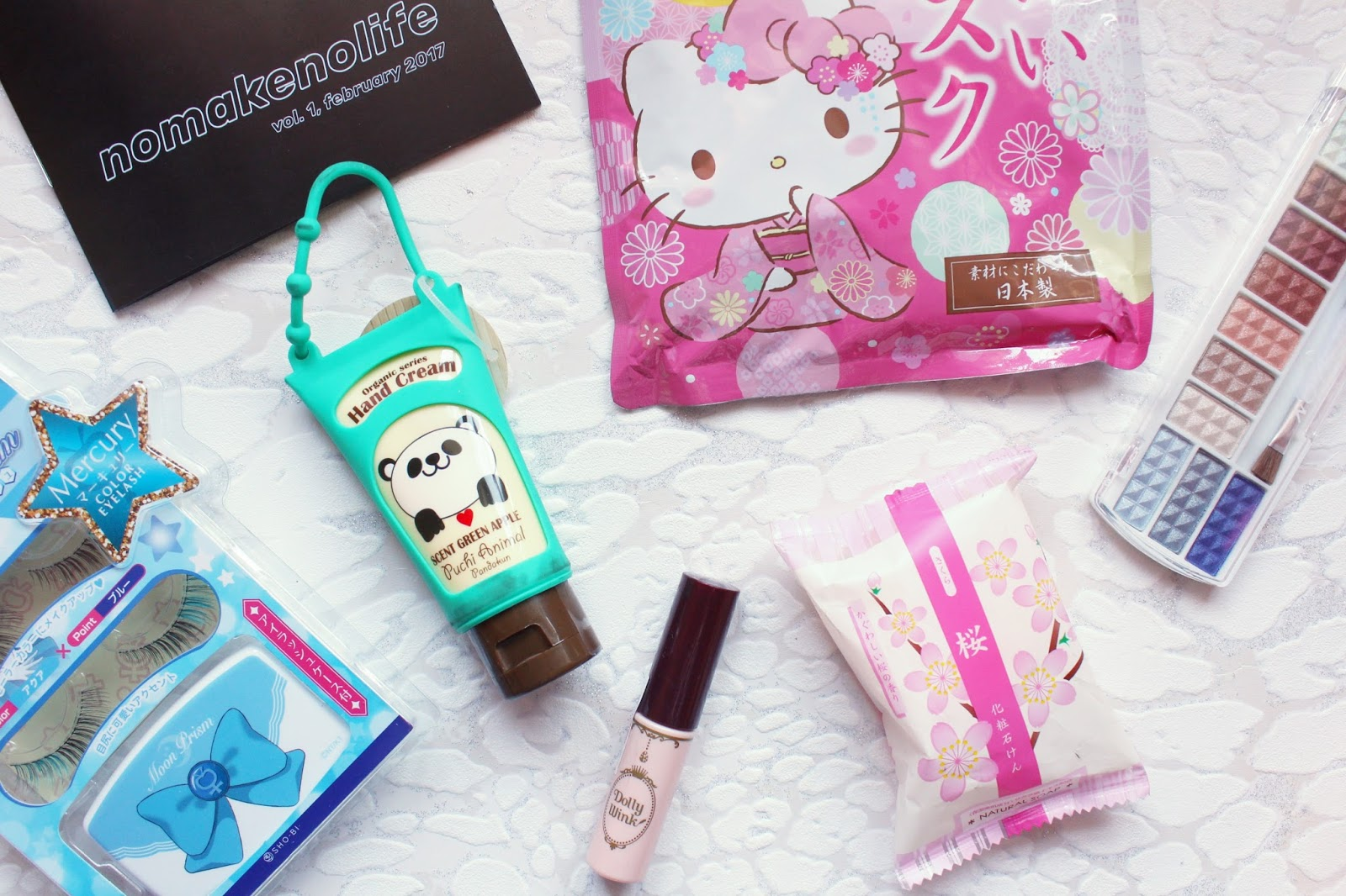 Japanese Beauty Box