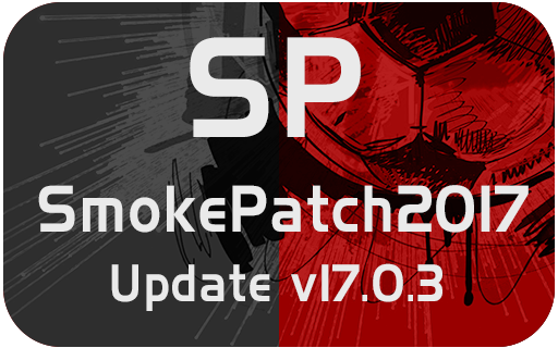 P2017: SmokePatch17 განახლება 17.0.3