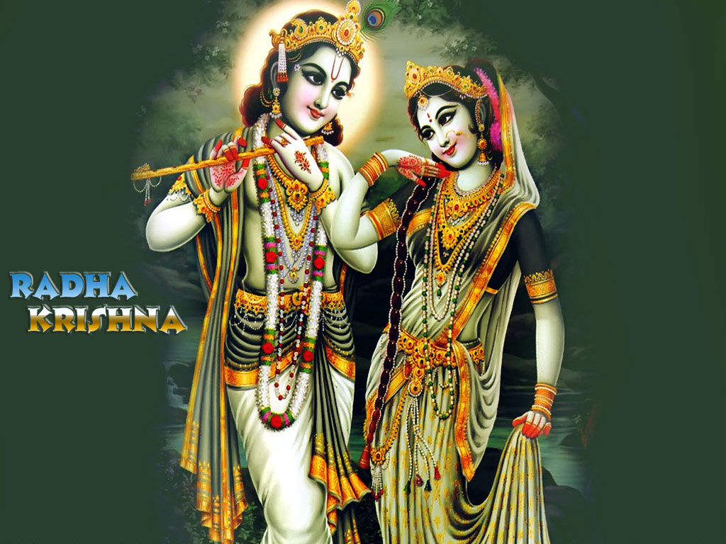 to radha krishna wallpapers - photo #30