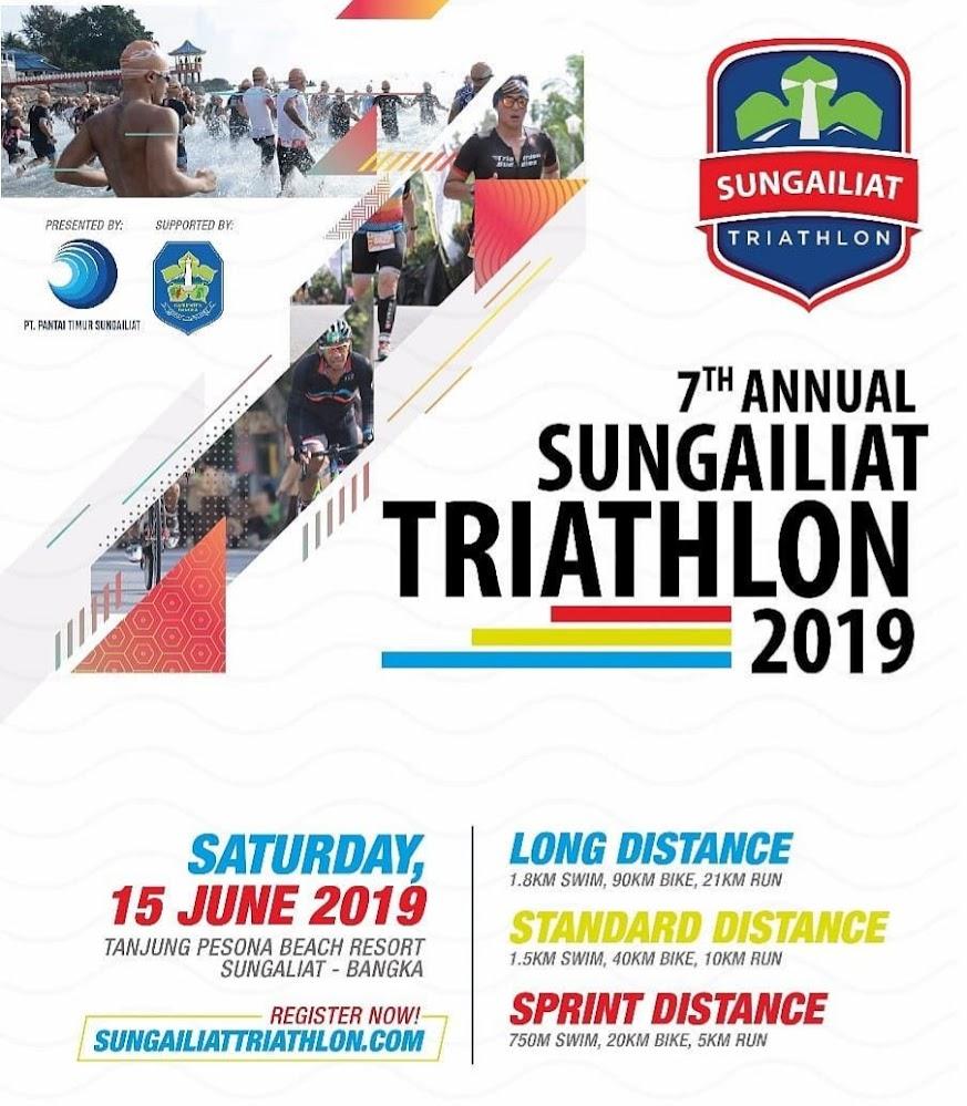 Sungailiat Triathlon • 2019