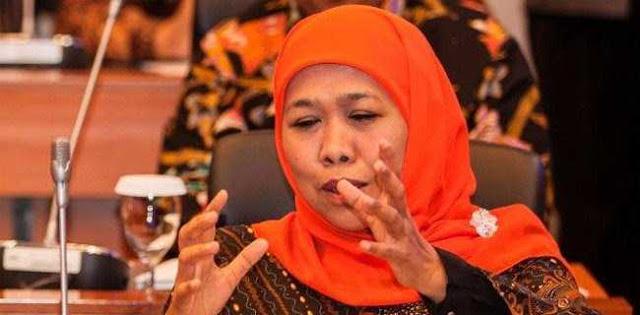 Masuk TKD Jokowi-Ma'ruf, Khofifah: Nama Saya Masuk Tanpa Konfirmasi