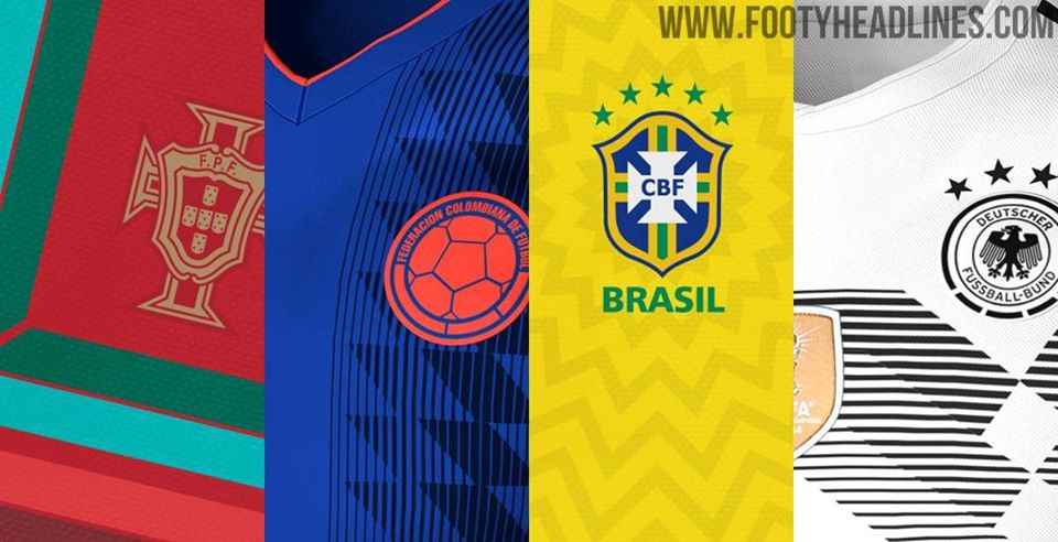PES 2017 FIFA World Cup 2018 Kitpack by Reda Pes Design