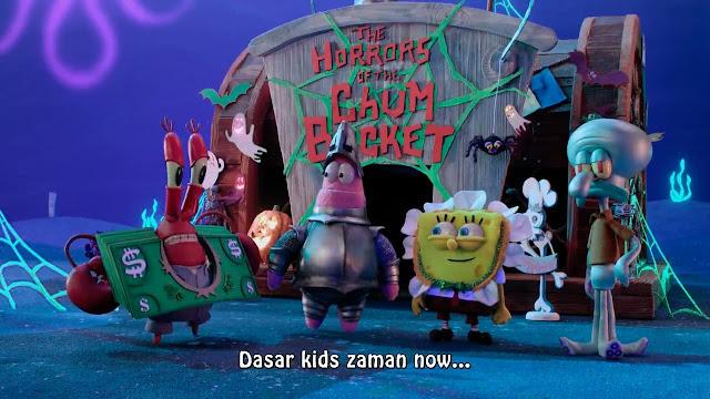 Download SpongeBob SquarePants Season 11 Episode 5 Subtitle Indonesia