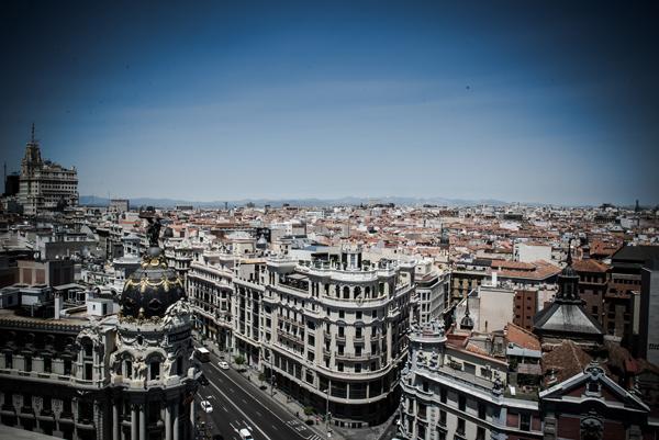Magava Interior El Cielo De Madrid