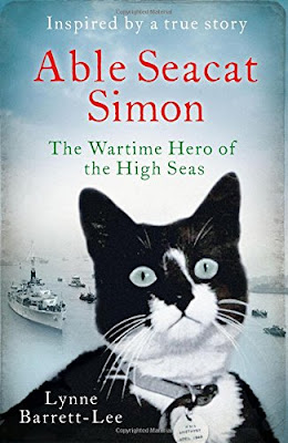 Able Seacat Simon, cover