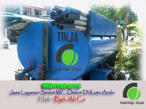Jasa Tinja dan Sedot WC Semampir Surabaya Call 085733557739