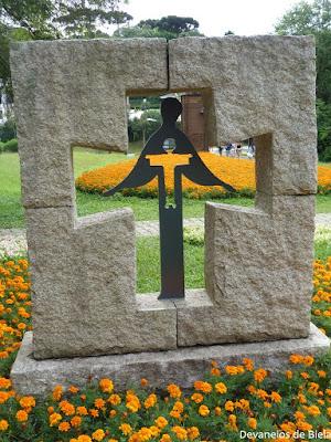 Memorial Ucraniano em Curitiba