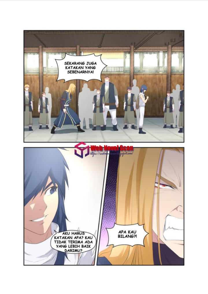 Heaven Defying Sword Bahasa Indonesia Chapter 36