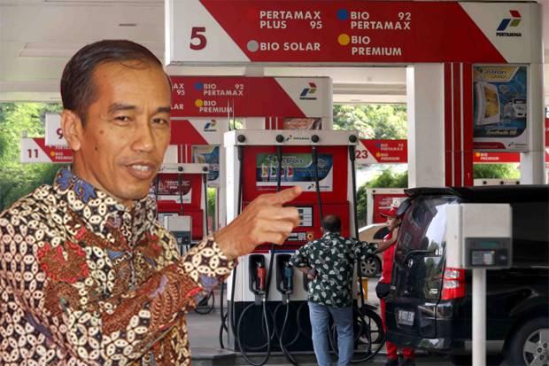 Hari Ini, Harga Pertamax Naik Jadi Rp 10.400 per Liter