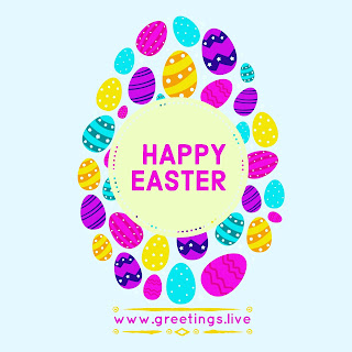 About Festivals, Christian, cultural, Easter eggs greetings live,