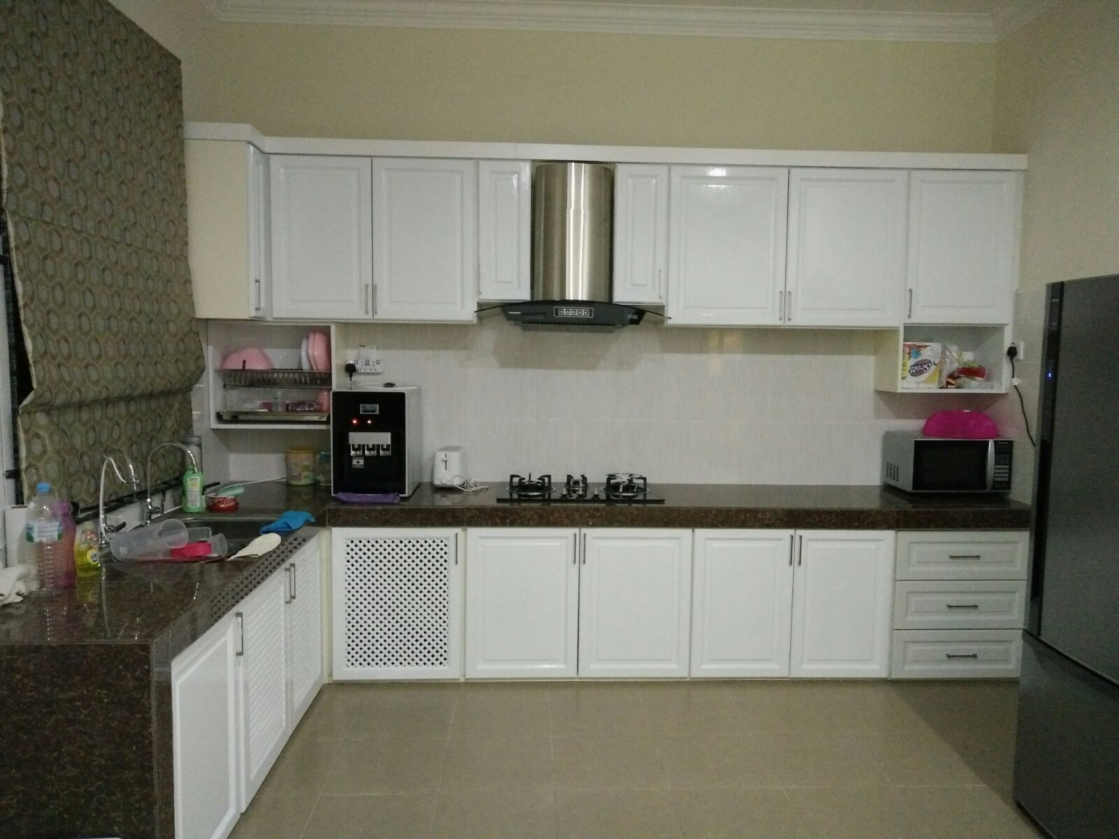 Deco Dapur English Style Home