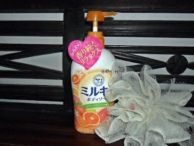 Cowstyle Milky Body Soap