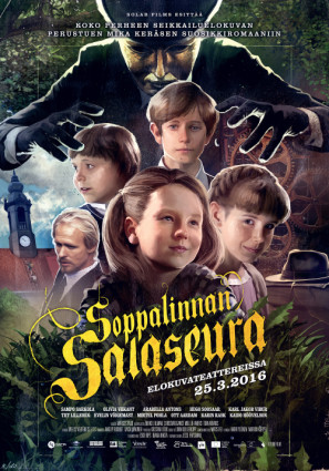 A Sociedade Secreta de Souptown Torrent – BluRay 720p e 1080p Dual Áudio