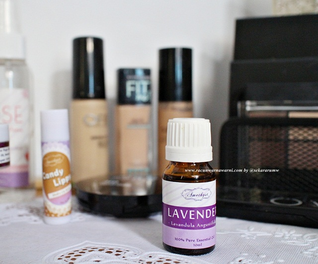 Amethyst Lavender Essential Oil