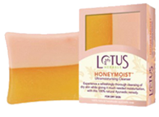 Lotus Herbals Honey Moist Soap