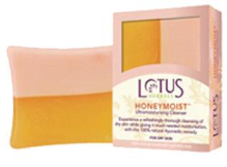 Lotus Herbals Honey Moist Soap