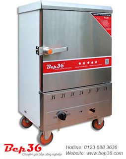 tủ nấu cơm bằng gas