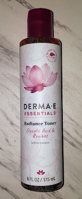 Derma E Vitamin C Micellar Cleansing Water & Radiance Toner