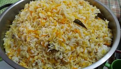 Foto Resep Nasi Jagung Homemade