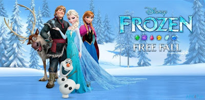 Frozen Free Fall Mod Apk + Data (Infinite Lives/Boosters/Unlock)