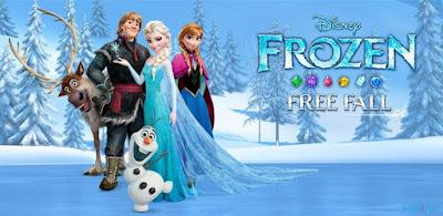 Frozen Free Fall Mod Apk + Data (Infinite Lives/Boosters/Unlock)
