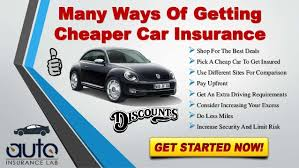 Tips In Getting A Reliable Auto Insurance