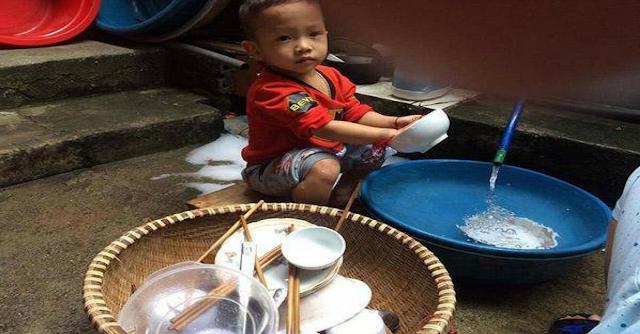 Pekerjaan Rumah yang Paling Tepat Untuk Anak Sesuai Usianya