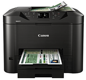 Canon MB5340 Driver Download - Windows, Mac, Linux