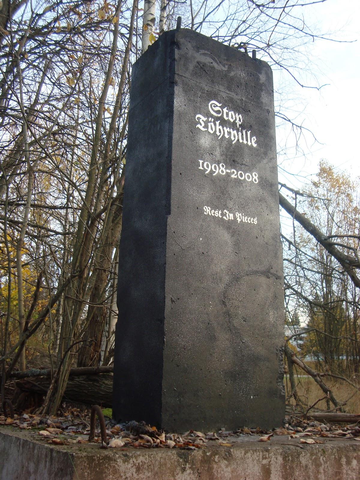 Stop Töhryille