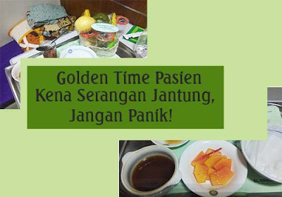 Golden time pasien serangan jantung