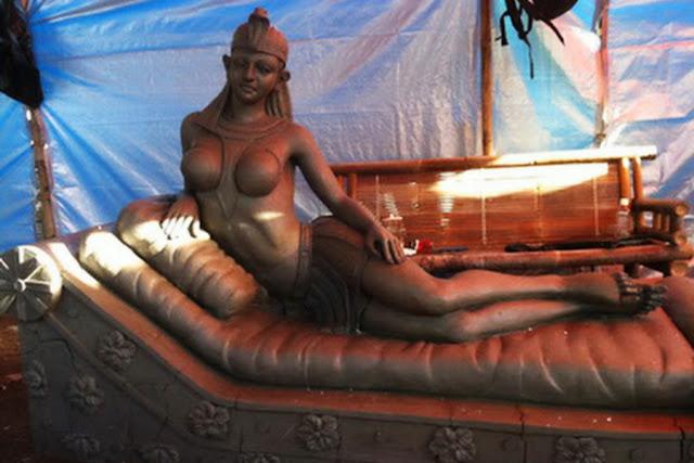 Patung Seni Dan Patung Replika