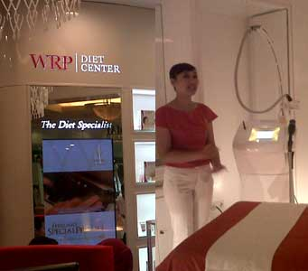 Dahsyatnya Diet WRP (ndak promo broh)