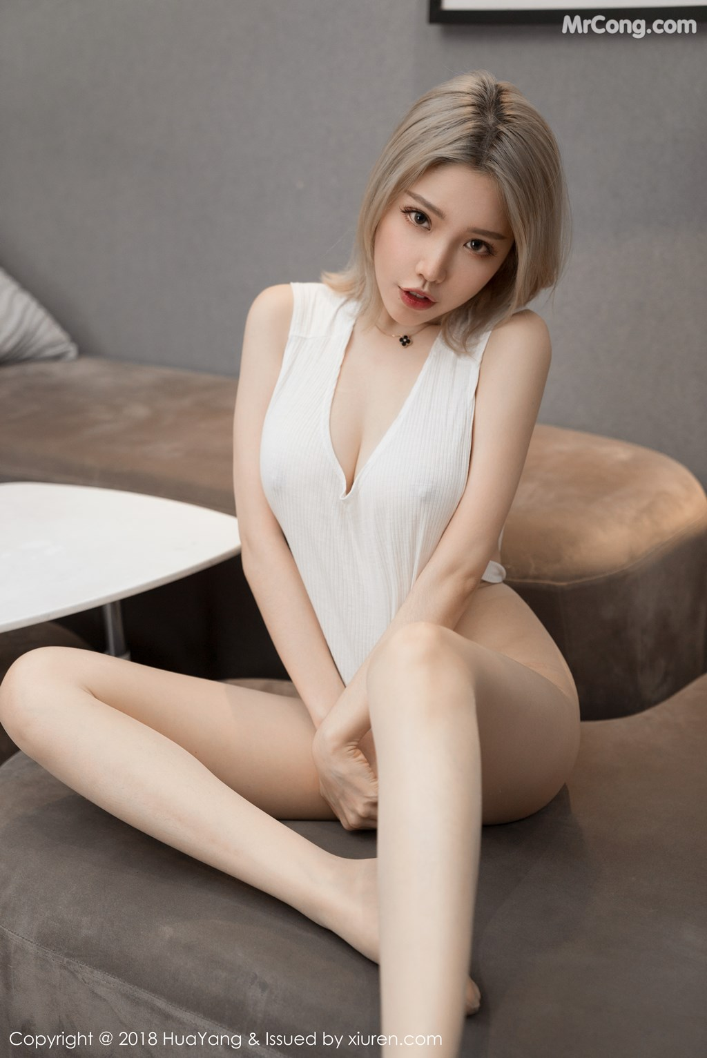 Image HuaYang-2018-01-02-Vol.022-Huang-Le-Ran-MrCong.com-010 in post HuaYang 2018-01-02 Vol.022: Người mẫu Huang Le Ran (黄楽然) (51 ảnh)