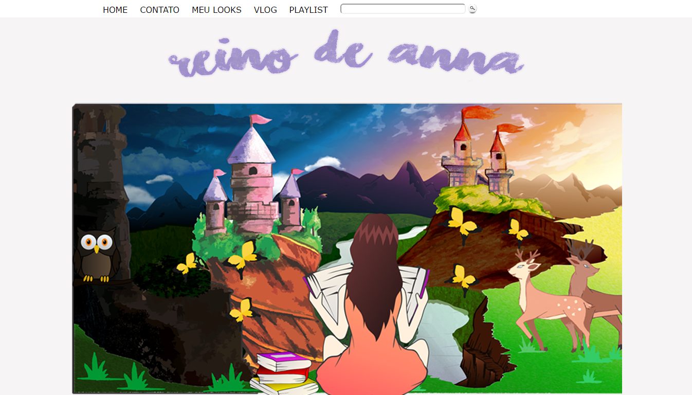 blogs que eu adoro; blogs que eu indico; blog reino da anna